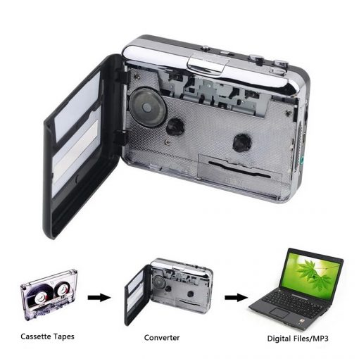 Reproductor Cassette Mp3 Portatil veneshop tienda online en chile