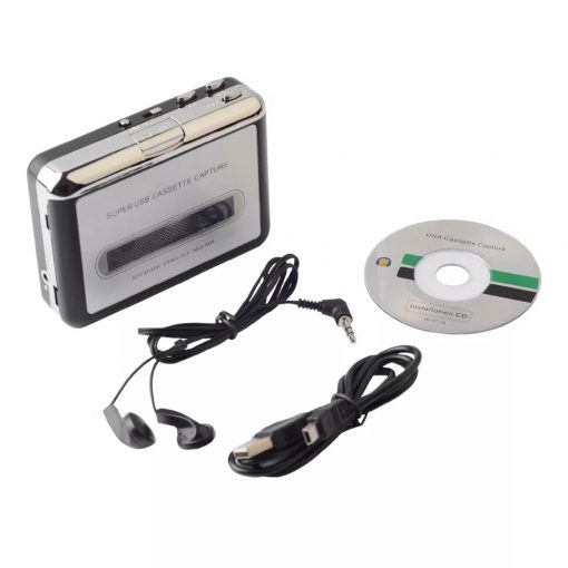 Reproductor Cassette a Mp3 Portatil veneshop tienda online en chile